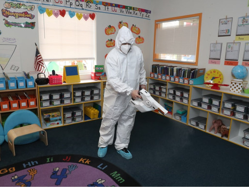 Here is why Careplus is the best school cleaning service in Melbourne and Brisbane
