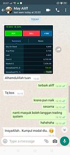 Genius Saham Trading System - Aliff