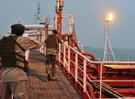 La crisis de los buques petroleros: crónica de un conflicto en ascenso.