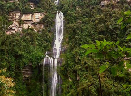 La Chorrera - La cascada más alta de Colombia