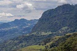 Cadena de Montañas