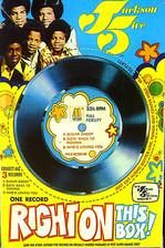 Disco de los Jackson 5 en las cajas de Super Sugar Crisp
