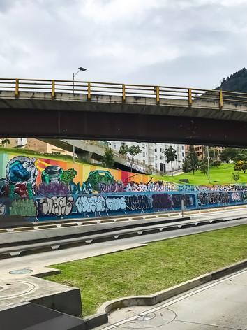 Un gran mural, para una gran ciudad