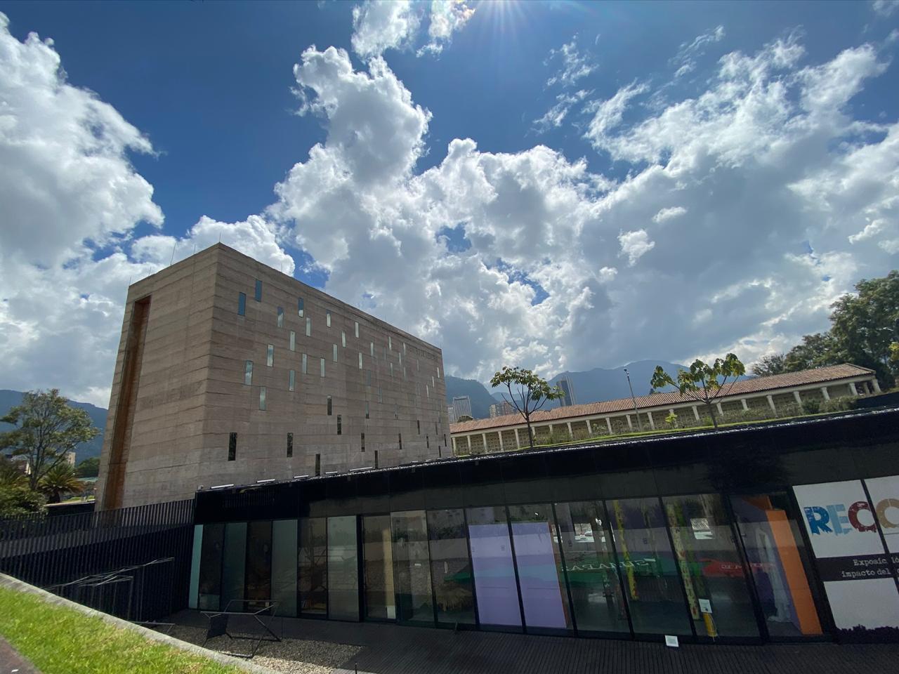 Cdmh 2: Las diferentes instalaciones del Centro de Memoria Histórica que aún no abre sus puertas al público.