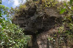 Roca del indio