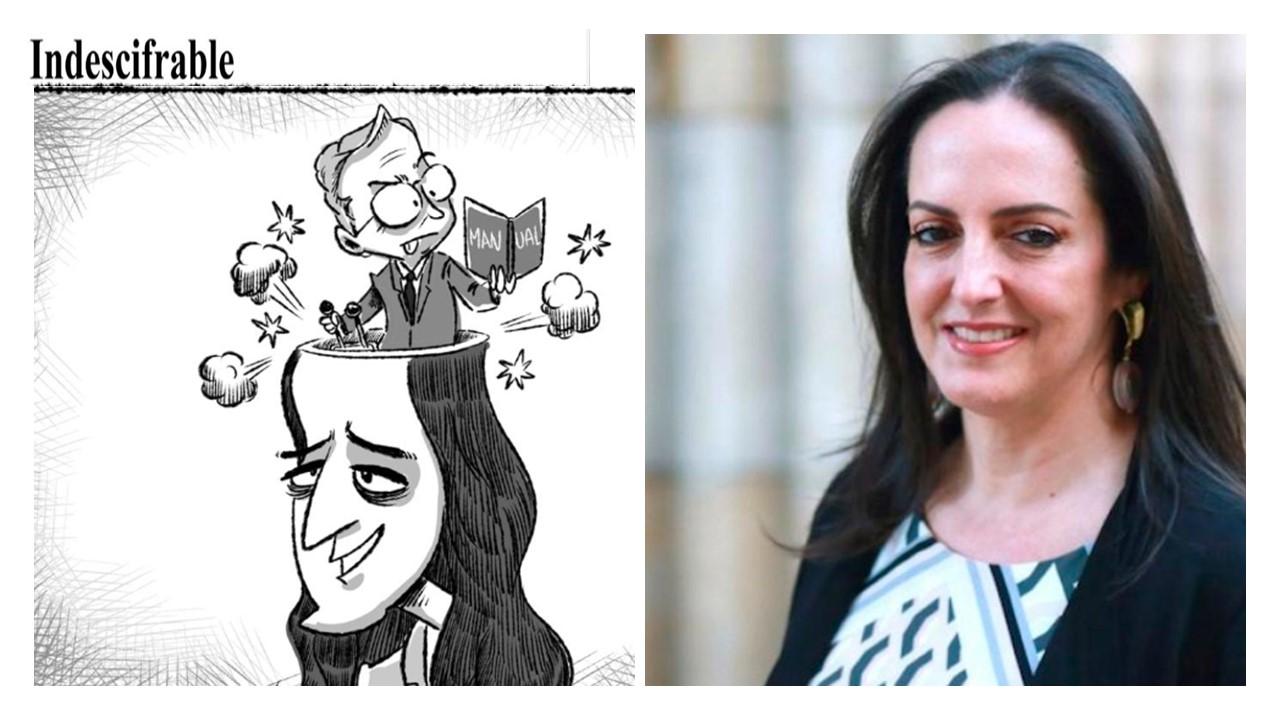 Senadora María Fda Cabal