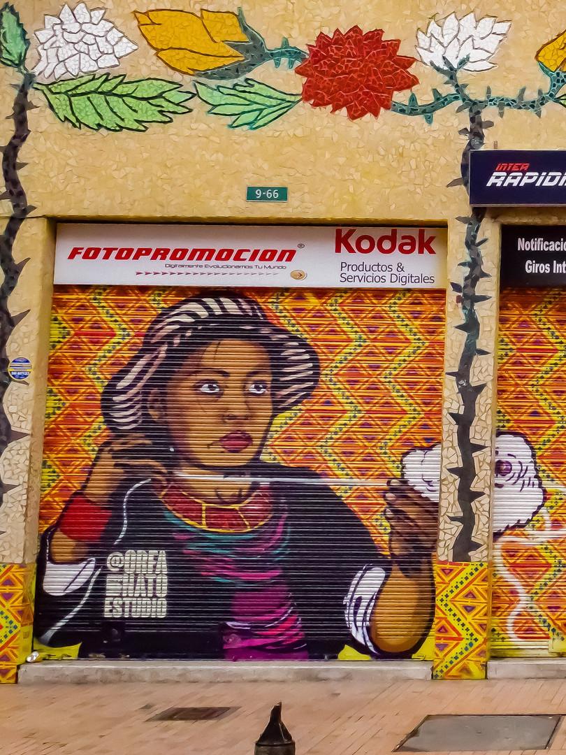 Hilandera, creado por Orfanato Estudio Graffiti