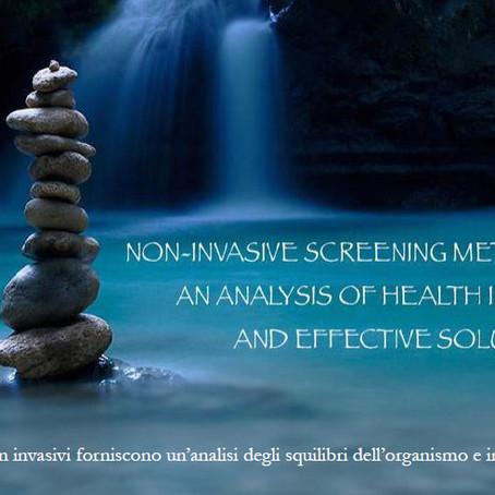 I test non invasivi della Medicina Funzionale