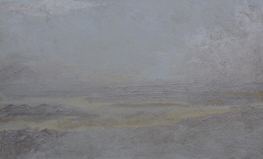 Arresoe morning mist