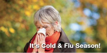 It's Cold & Flu Season!