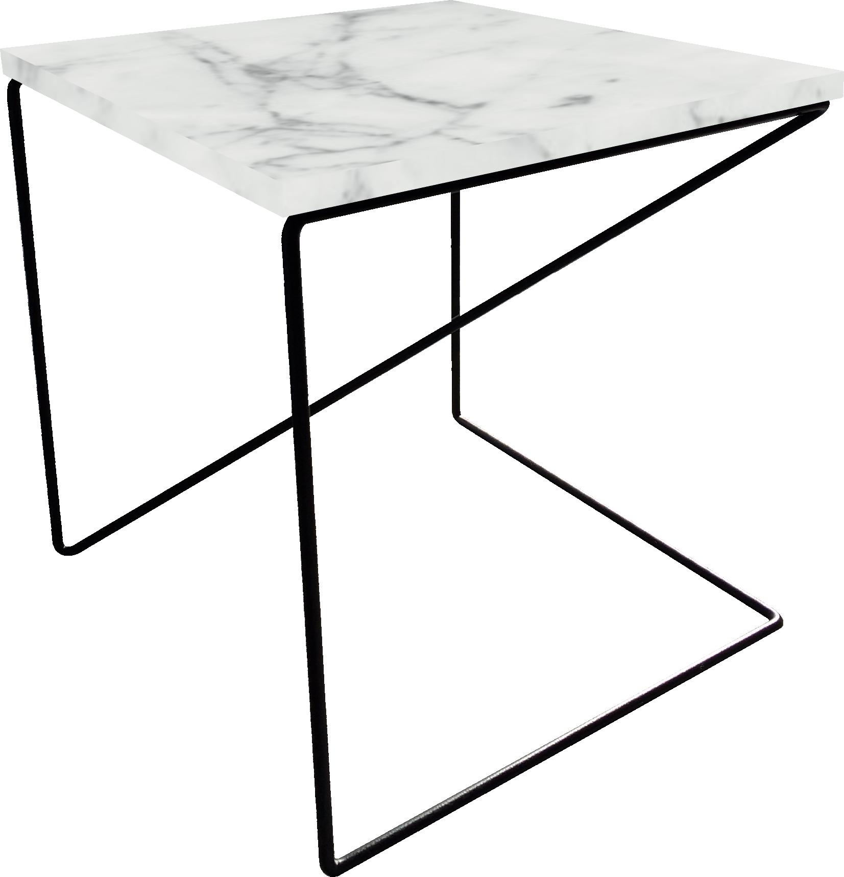 Mesa_Triângulos_Mármore