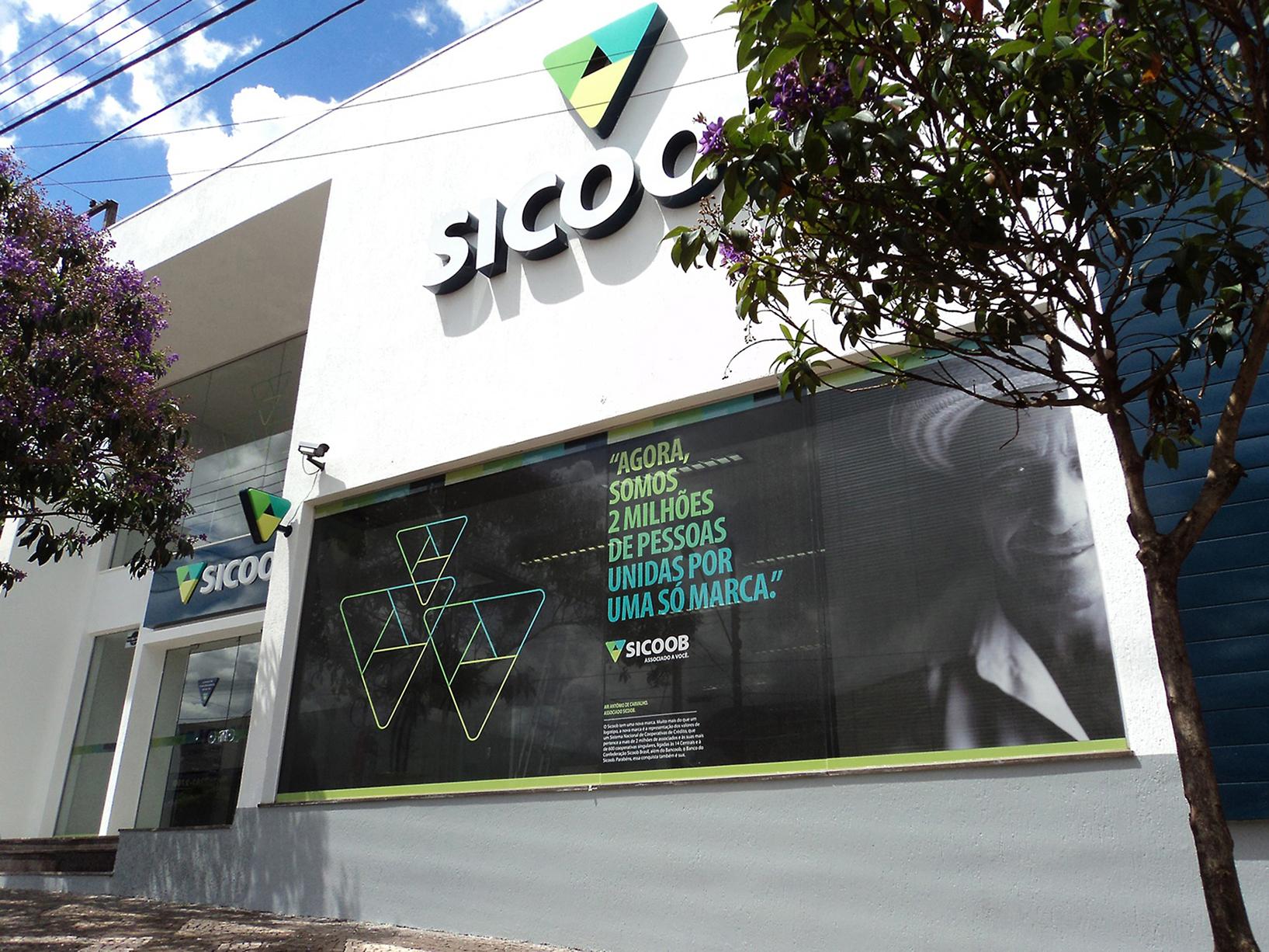 fachada sicoob