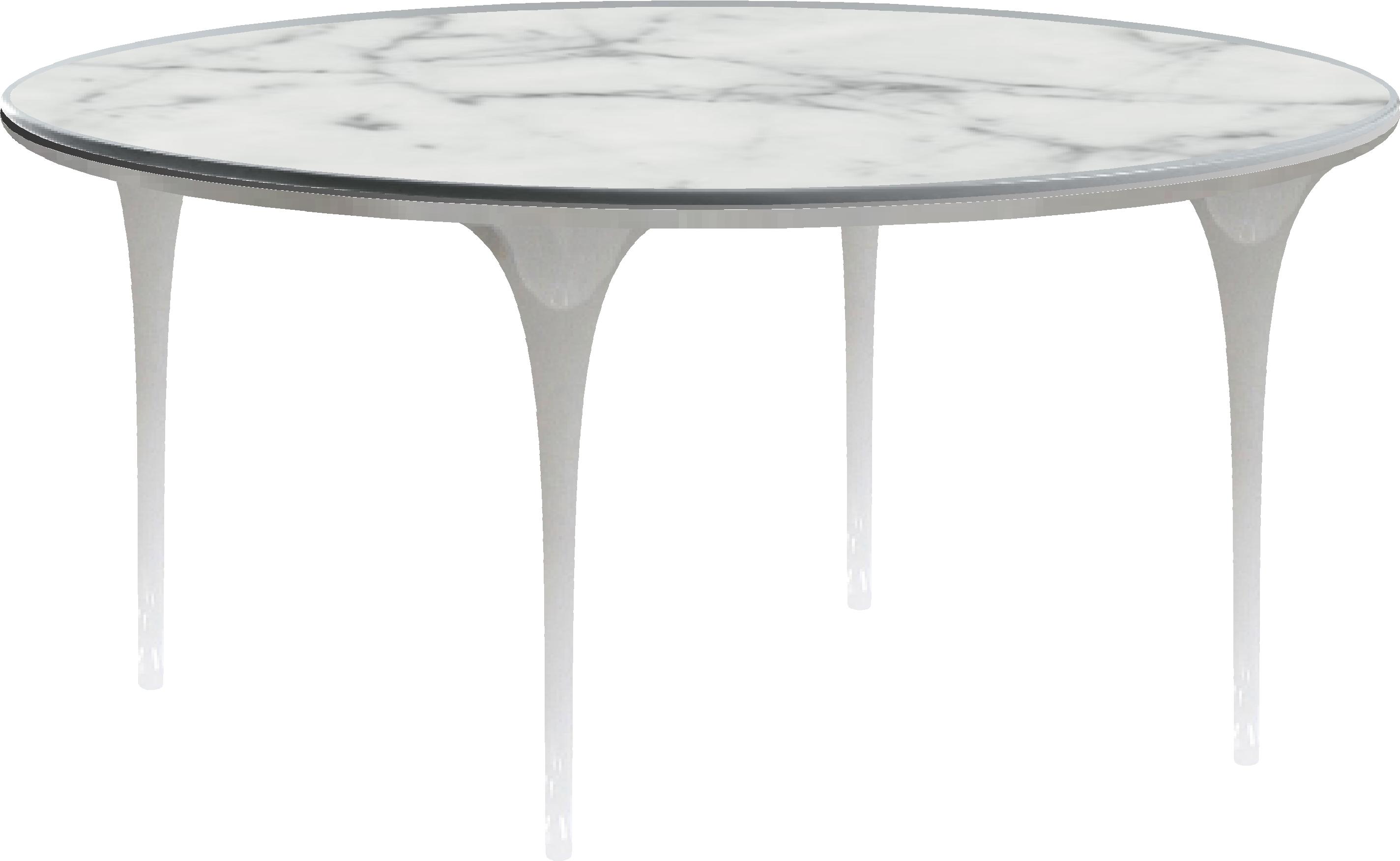 mesa marmore branco