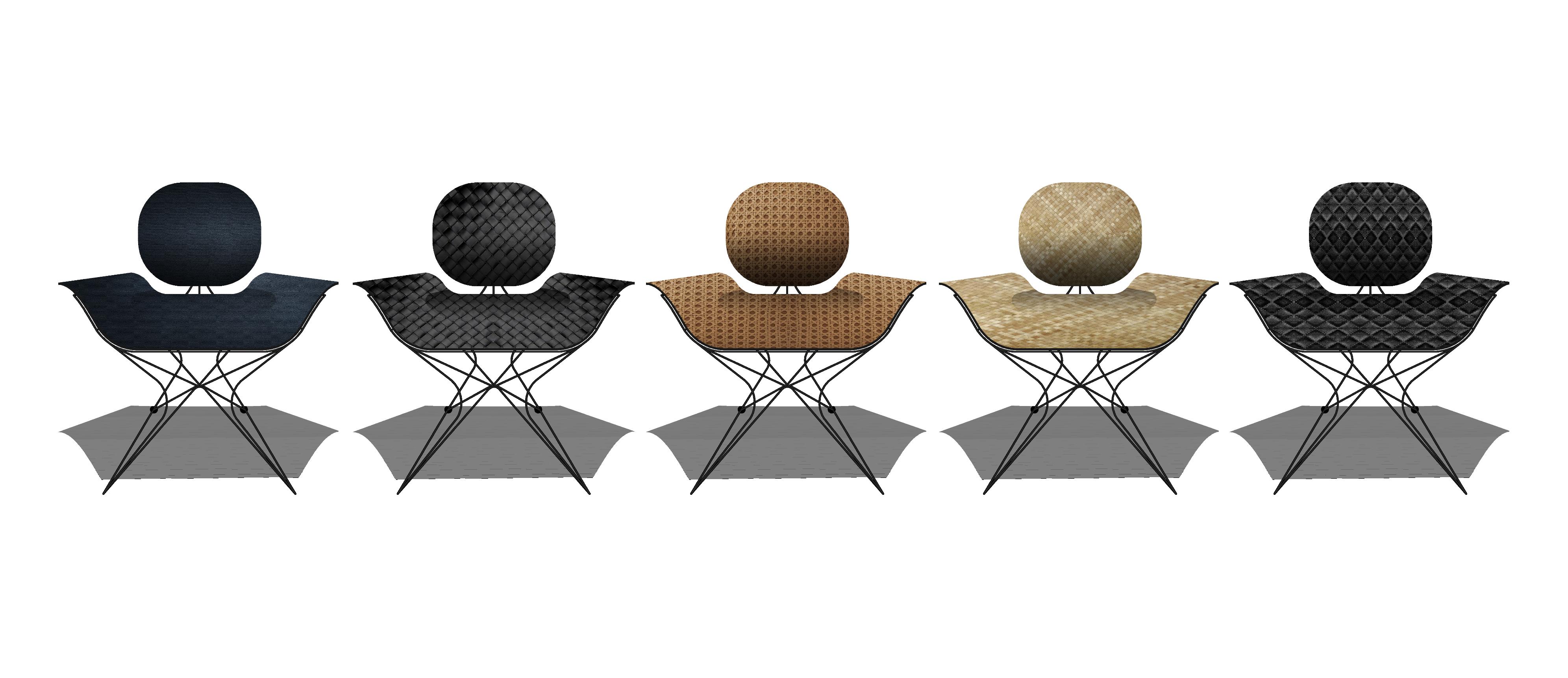 FamilyTonTon Cadeira Metal