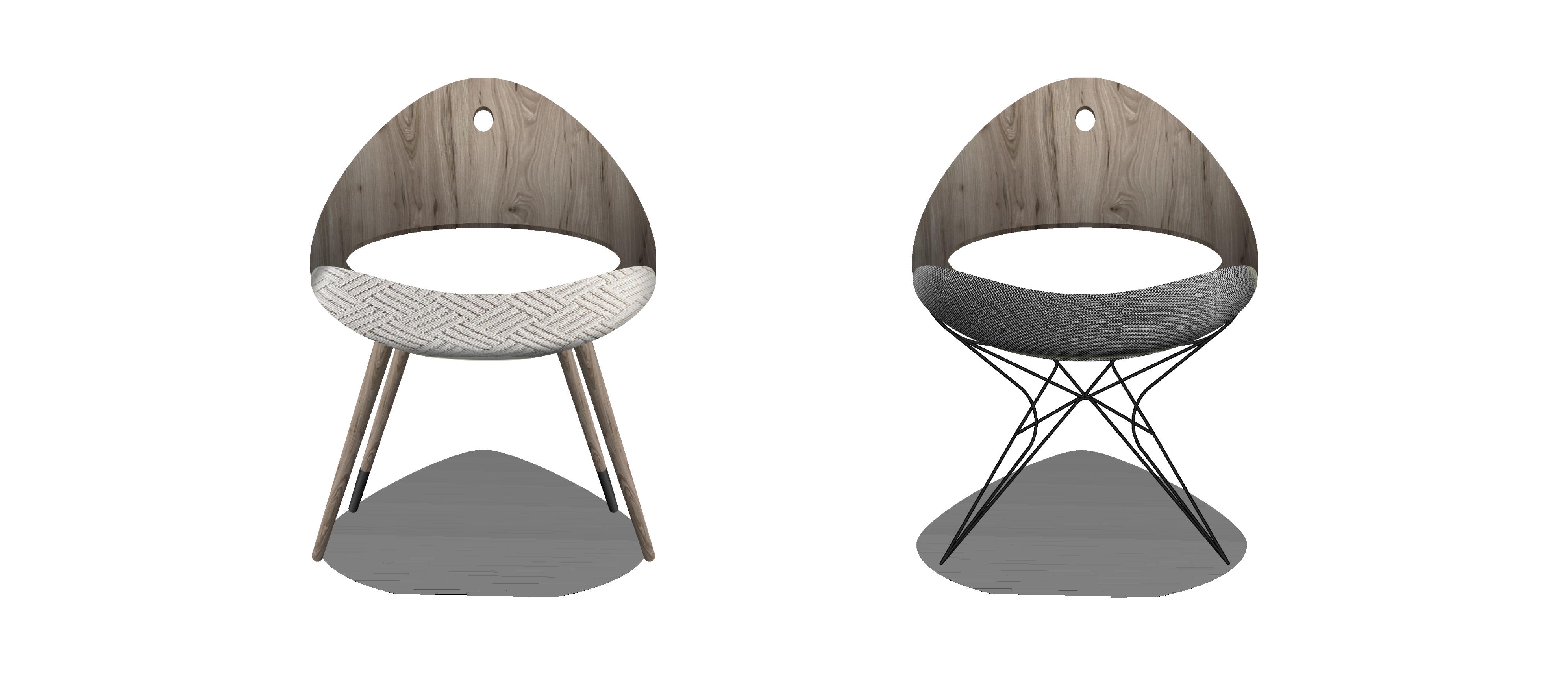 Cadeira Ostra