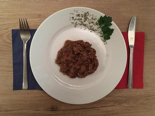 Huisgemaakte stoofvlees