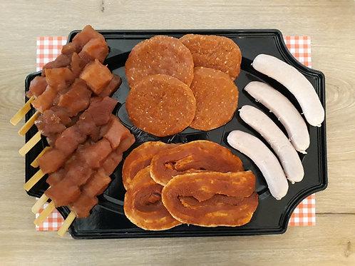 Compleet BBQ-pakket Dè smoakt