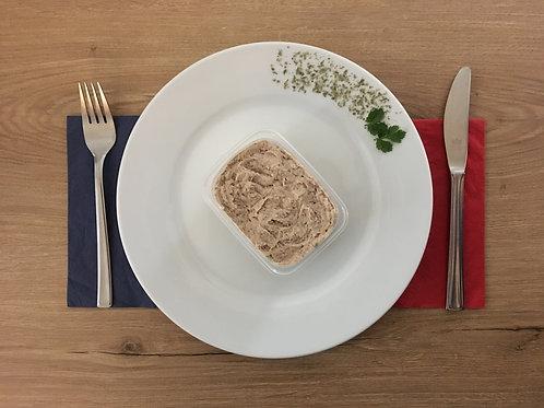 'Boer'gondische rundvleessalade