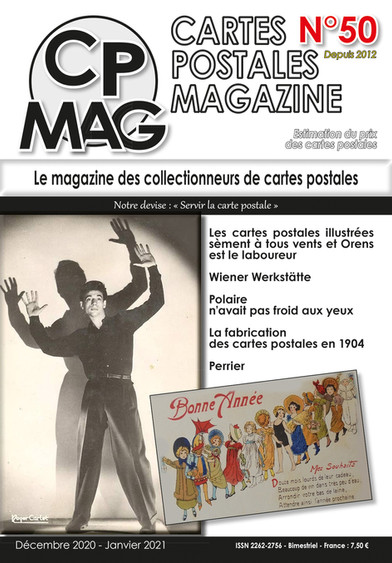 CP Mag N° 50 couverture