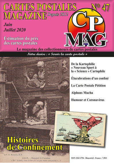 CP Mag N° 47 couverture