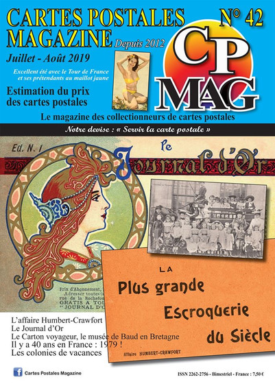 CP Mag N°42 couverture