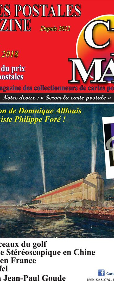 CP Mag N°37 Couverture