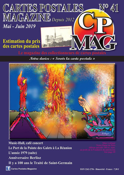 CP Mag N° 41 couverture