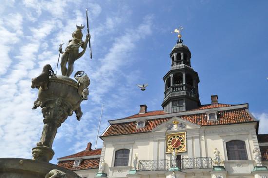 Rathausführung Lüneburg