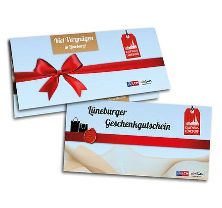 Lüneburger Geschenkgutschein 10,00 €