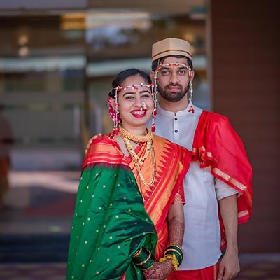 Shruti & Dhananjay