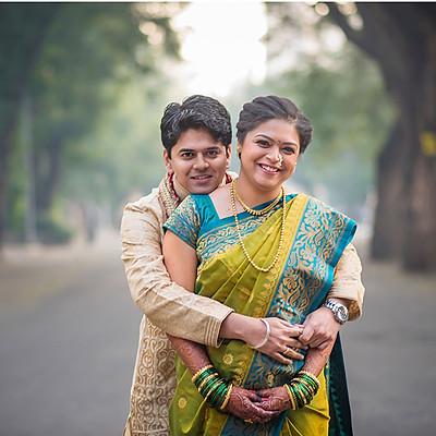 Wedding Unmesh & Surashree