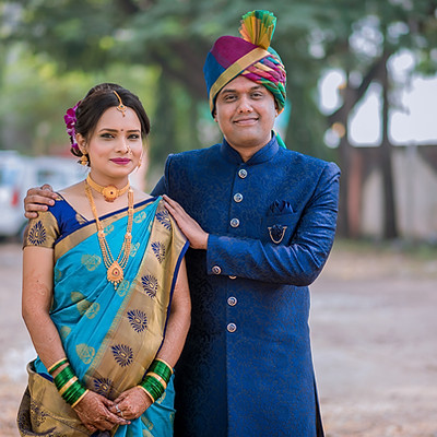 Balaji & Aparna