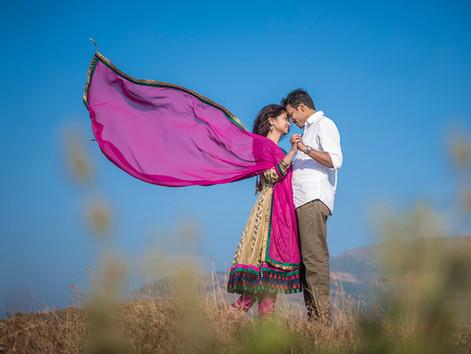 Why shoot a pre-wedding