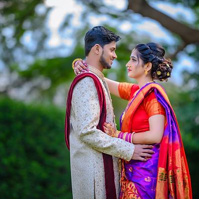 Piyush & Shivanjali