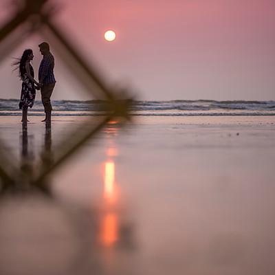 Couple shoot Jayesh & Sonam
