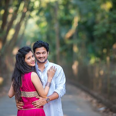 pre wedding Vaibhav & Bhagyashree