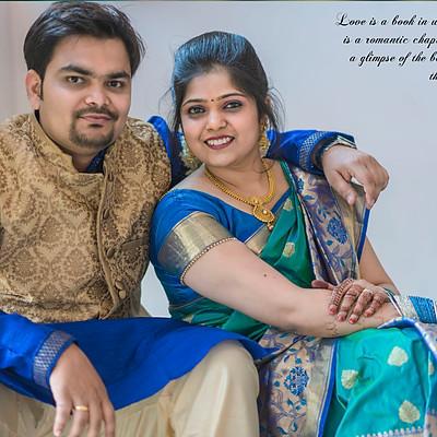 Engagement Sagar & Suruchi..