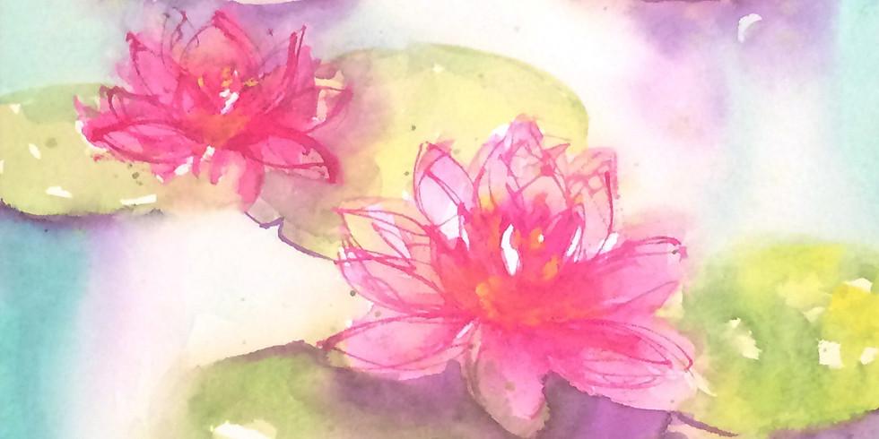 FAST N' LOOSE - Waterlilies