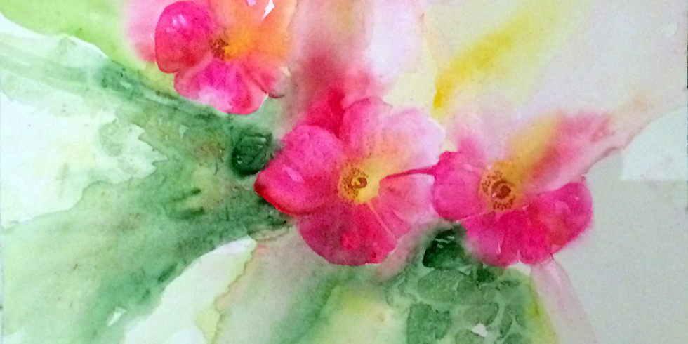 WELCOME SUMMER - Dreamy Dog Roses