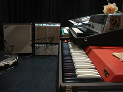 Fender Rhodes AMPs 60s70s + Piano Bass 1968 + Gibson G101 1968 by Thomas Vogt 3