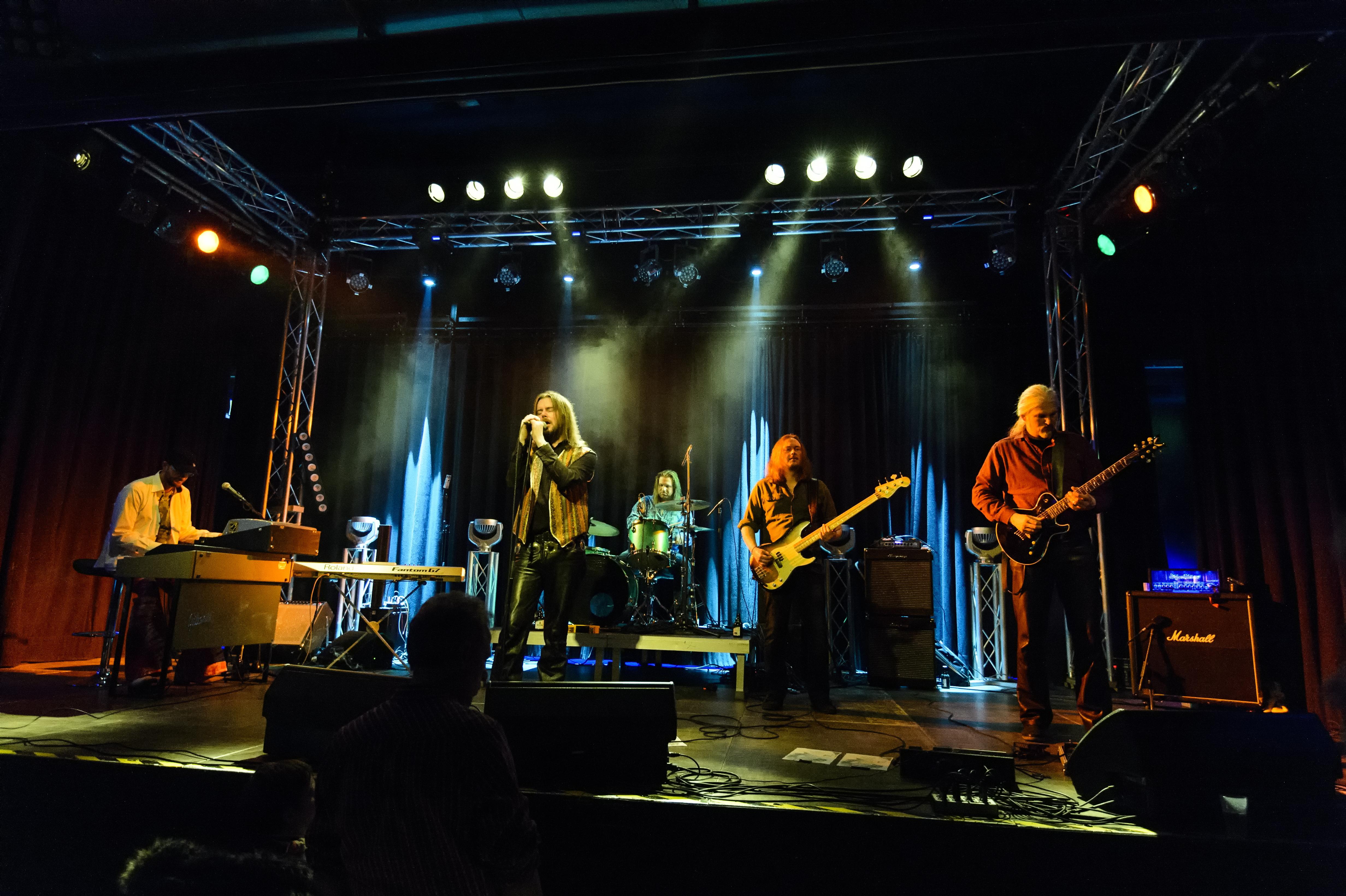Morrison Hotel live