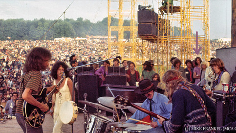 GOOD MORNING PEOPLE! Vor 50 Jahren live dabei! - Erik Klingenberg @ Woodstock, JEFFERSON AIRPLANE am