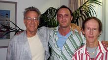 Tommy meets RAY MANZAREK & ROBBIE KRIEGER