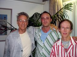 Ray Manzarek,Tom Vogt &Robby Krieger