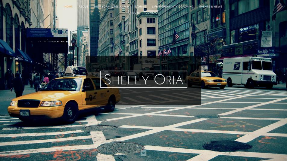 Shelly Oria