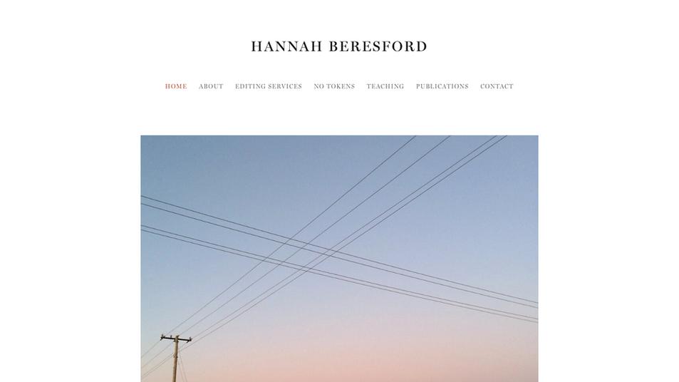 Hannah Beresford