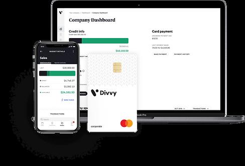 Get DIVVY Credit + My Biz Consulting Online Marketing