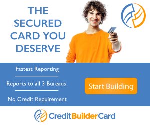 My Biz Consulting Credit Builder Card