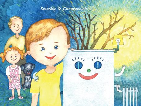 Boklansering for barn på Tromsø bibliotek lørdag 22.august kl13.00