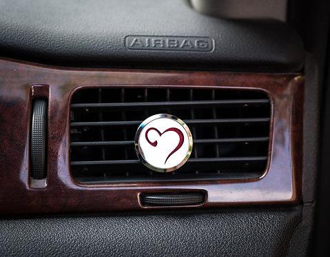 Open Heart Car Diffuser